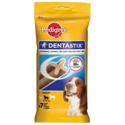 PEDIGREE pochoutka DENTA STIX medium 77g/3ks