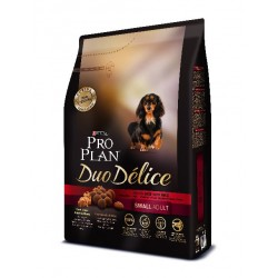 PROPLAN DUOdelice SMALL/MINI beef - 2,5kg